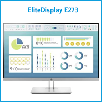 HP elitedisplay E273