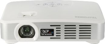 Telefunken DLP500 WiFi mini DLP LED-projector